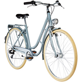 Ortler Detroit EQ Alloy 6-speed Dames, dolphin grey